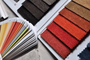 Stof og lædermateriale til møbler